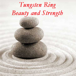 tungsten ring beauty and strength