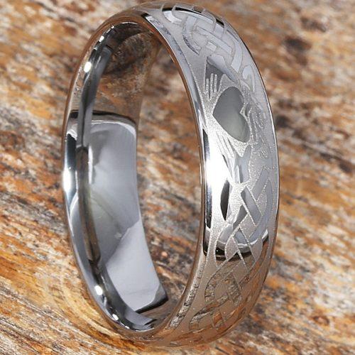Clatter Celtic Irish Claddagh Rings