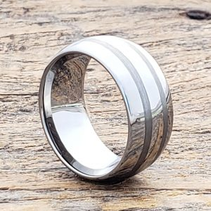 corona-brushed-10mm-double-inlay-rings