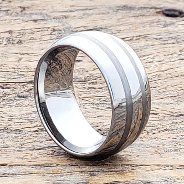 corona-brushed-10mm-double-inlay-rings