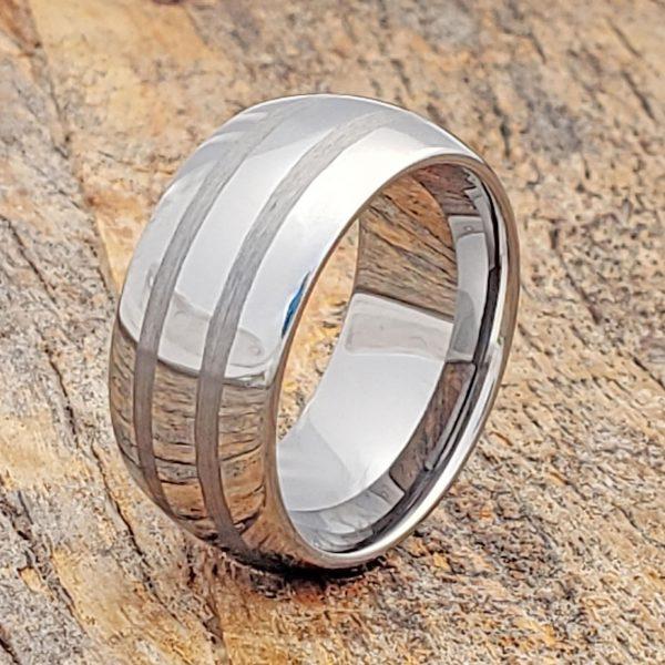 corona-brushed-double-10mm-inlay-rings