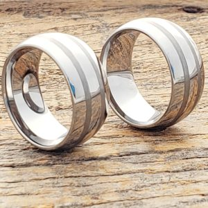 corona-brushed-double-inlay-rings