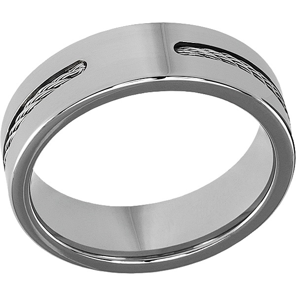 Cable Inlay Ring