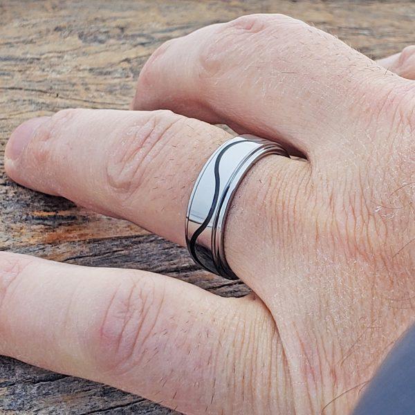 doppler-black-grooved-inlay-7mm-rings