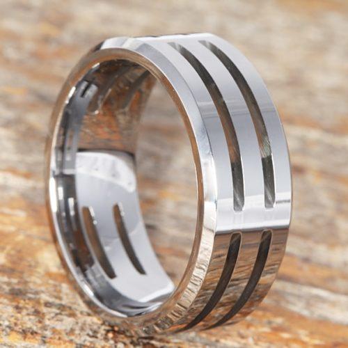 Fenris Sculpted Unique Rings