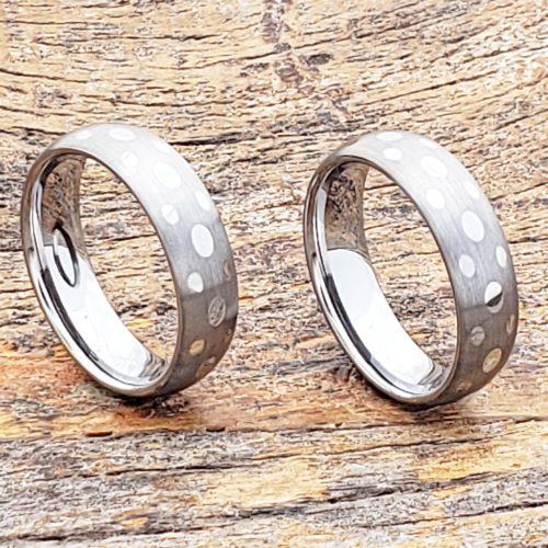 Grace Matte Unique Rings