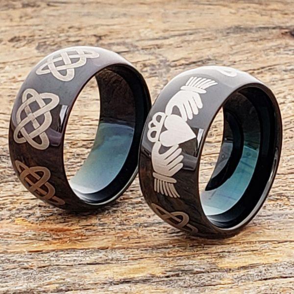helios-black-irish-knot-style-claddagh-rings