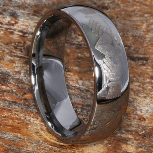 Helios Irish Knotwork Claddagh Rings