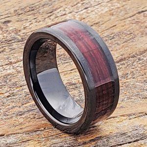 hera-redwood-black-inlay-flat-wooden-rings