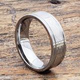 irish love grooved celtic rings