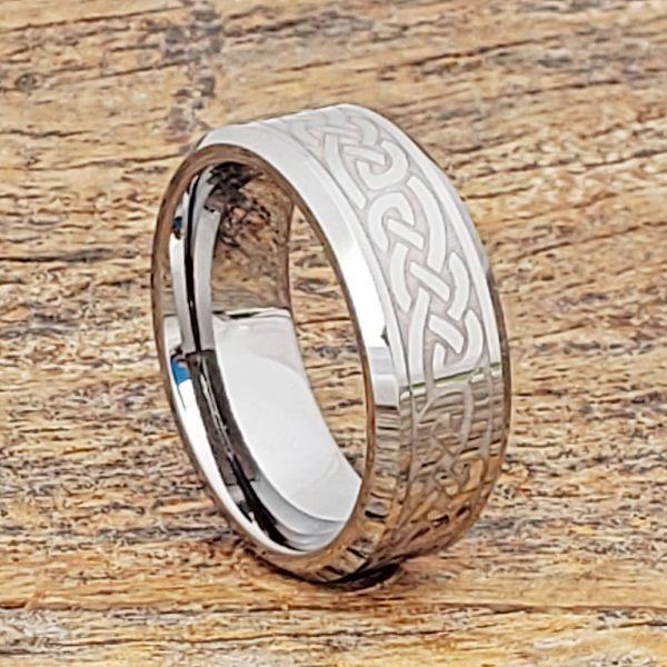 medieval-silver-8mm-irish-beveled-celtic-rings