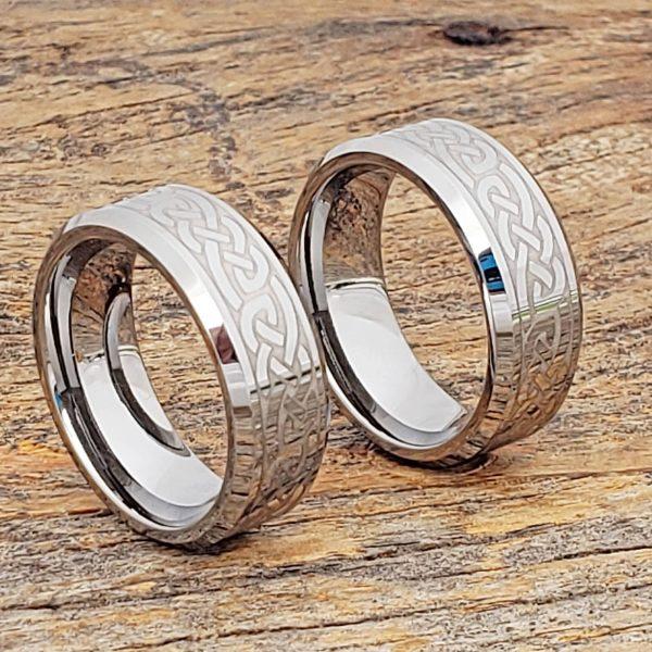 medieval-silver-irish-beveled-celtic-rings