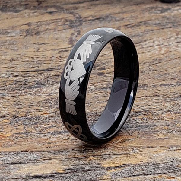 mens-black-knotwork-rings