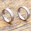 mens-flat-tungsten-hammered-ring