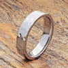 mens-flat-tungsten-hammered-rings-3
