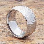 mens-peen-hammered-rings