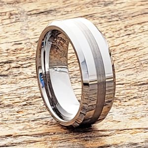 midnight-beveled-8mm-brushed-inlay-rings