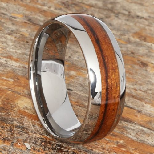 Neptune Redwood Wooden Rings