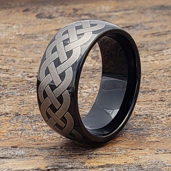 octavian-unique-black-rope-celtic-ring