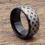 octavian-unique-black-rope-celtic-rings
