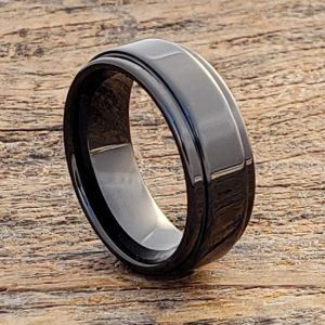 plato-black-step-edges-8mm-ceramic-rings
