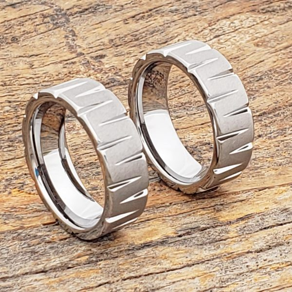 unity-carved-brushed-unique-rings