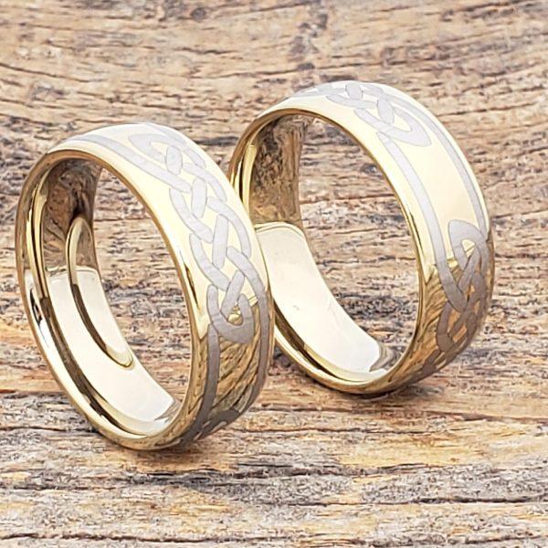 viking-7mm-gold-knot-celtic-rings
