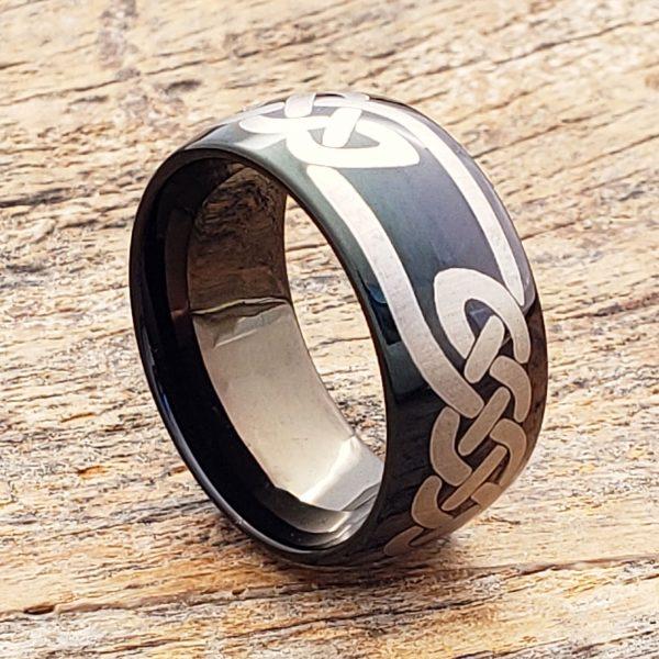 viking-black-10mm-knotwork-celtic-rings