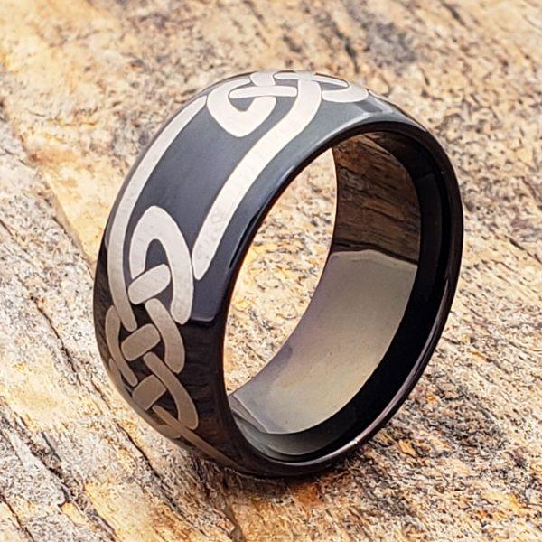 viking-black-knotwork-10mm-celtic-rings