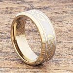 viking-knotwork-8mm-gold-beveled-celtic-rings