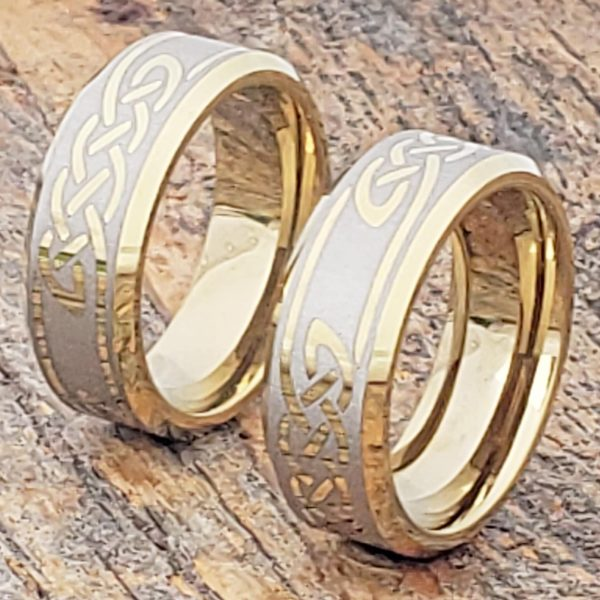 viking-knotwork-gold-beveled-celtic-rings