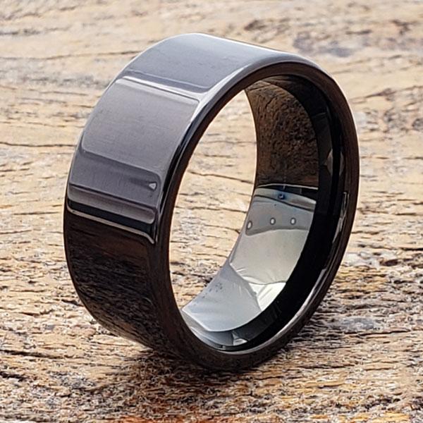 10mm-black-flat-mens-tungsten-rings