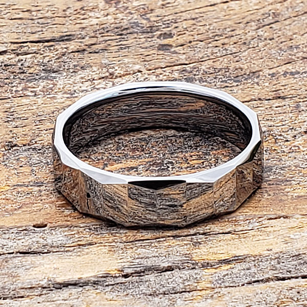 6mm-comfort-fit-mens-faceted-tungsten-rings