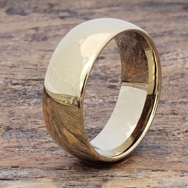 9mm-eclipse-polished-gold-tungsten-ring