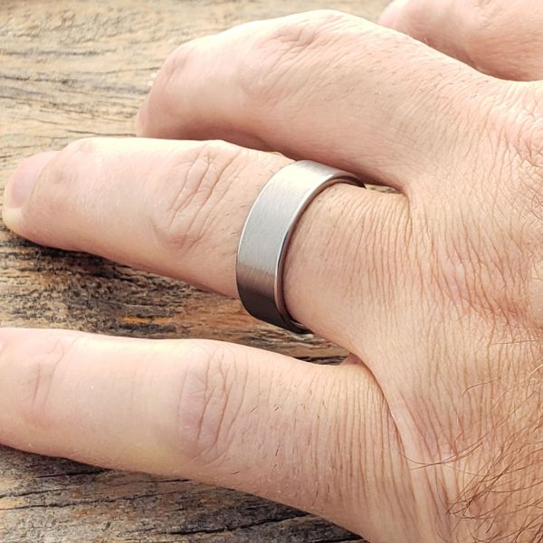 athens-7mm-flat-florentine-brushed-tungsten-wedding-bands