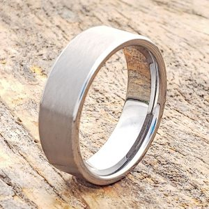 athens-flat-florentine-brushed-tungsten-7mm-wedding-bands