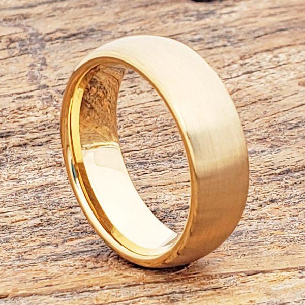 bellatrix-antique-7mm-brushed-gold-tungsten-rings