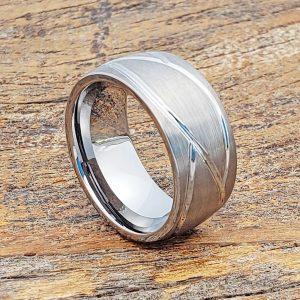 caesar-10mm-brushed-mens-carved-rings