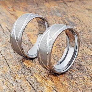 caesar-mens-brushed-carved-rings