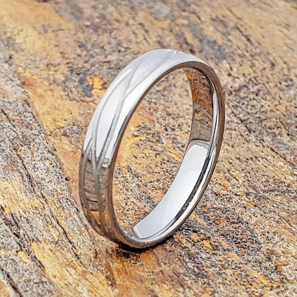 caesar-womens-polished-4mm-carved-rings