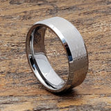 celtic polished cross rings