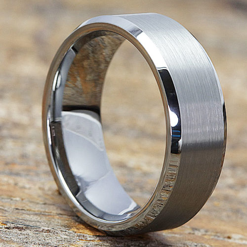 Centaurus Compromise Tungsten Wedding Bands
