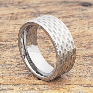 cherokee-sculpted-9mm-mens-flat-carved-rings