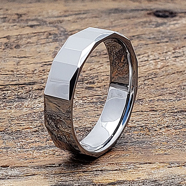 comfort-fit-mens-faceted-tungsten-ring