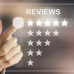 Customer Feedback Reviews