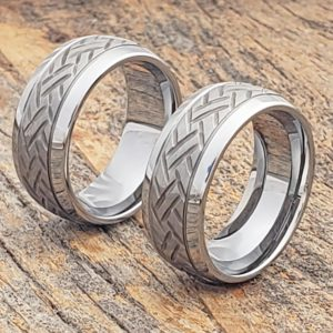 draco-9mm-mens-two-tone-carved-rings