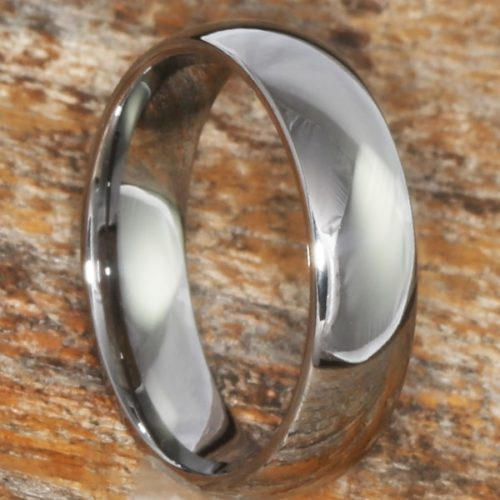 Eclipse Classic Tungsten Rings