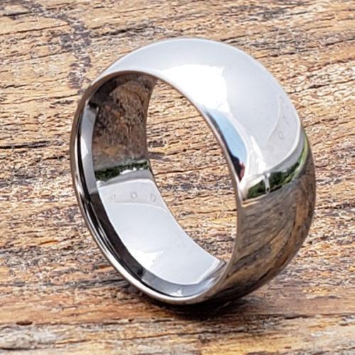 Eclipse Indestructible Tungsten Wedding Bands
