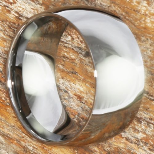 Eclipse Mens Extra Wide Statement Rings