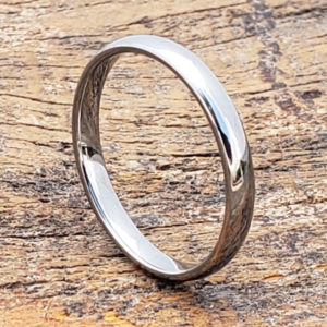eclipse silver stackable rings